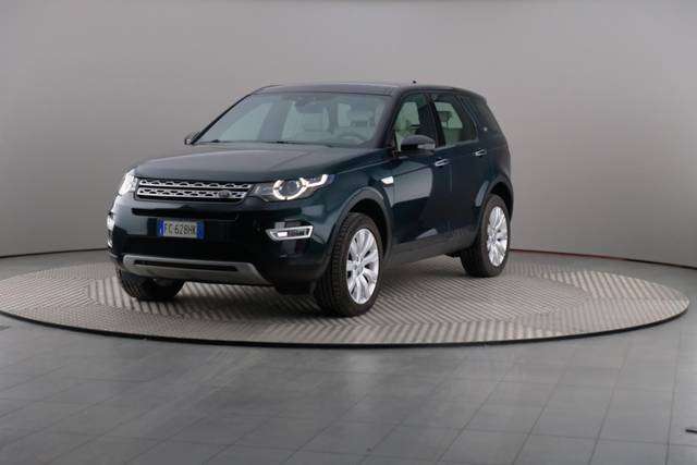Land Rover Discovery Sport 2.0 Td4 180cv Hse Luxury 4wd-360 image-34