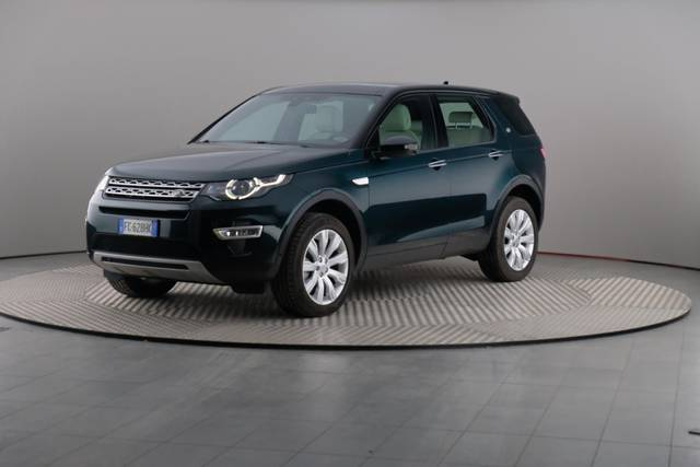Land Rover Discovery Sport 2.0 Td4 180cv Hse Luxury 4wd-360 image-35