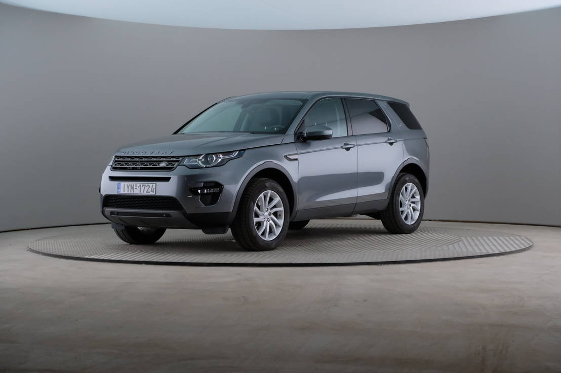 Land Rover Discovery Sport TD4 150HP 4WD HSE Luxury 2.0, 360-image0