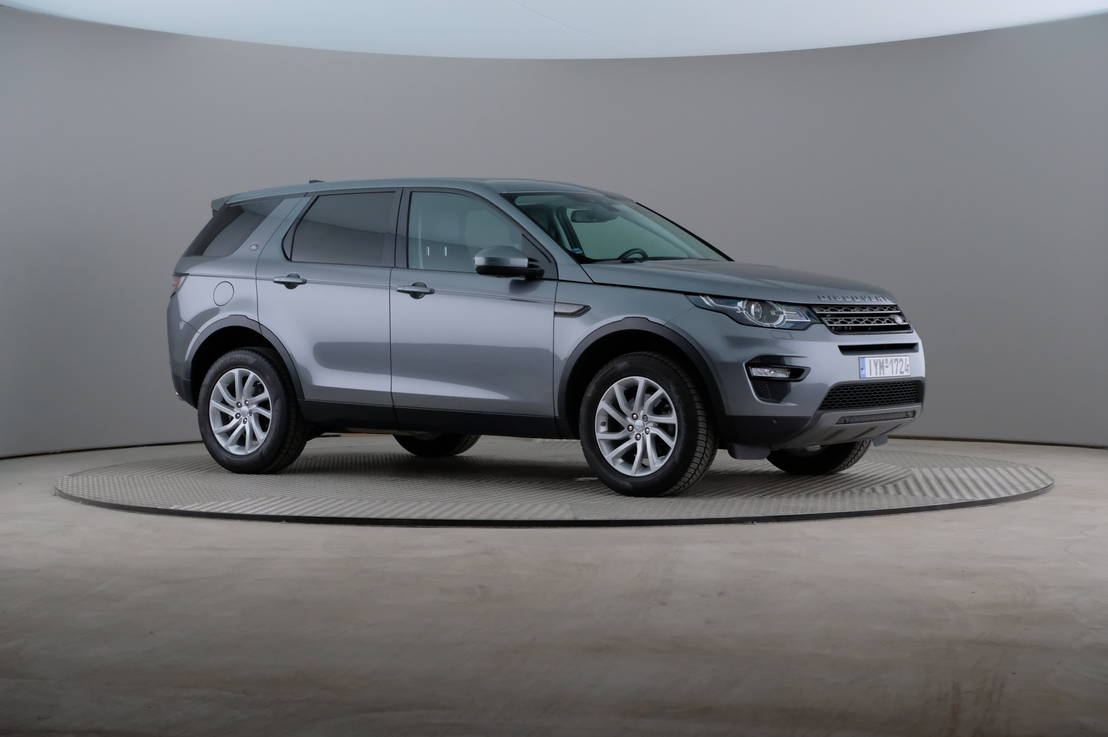Land Rover Discovery Sport TD4 150HP 4WD HSE Luxury 2.0, 360-image27