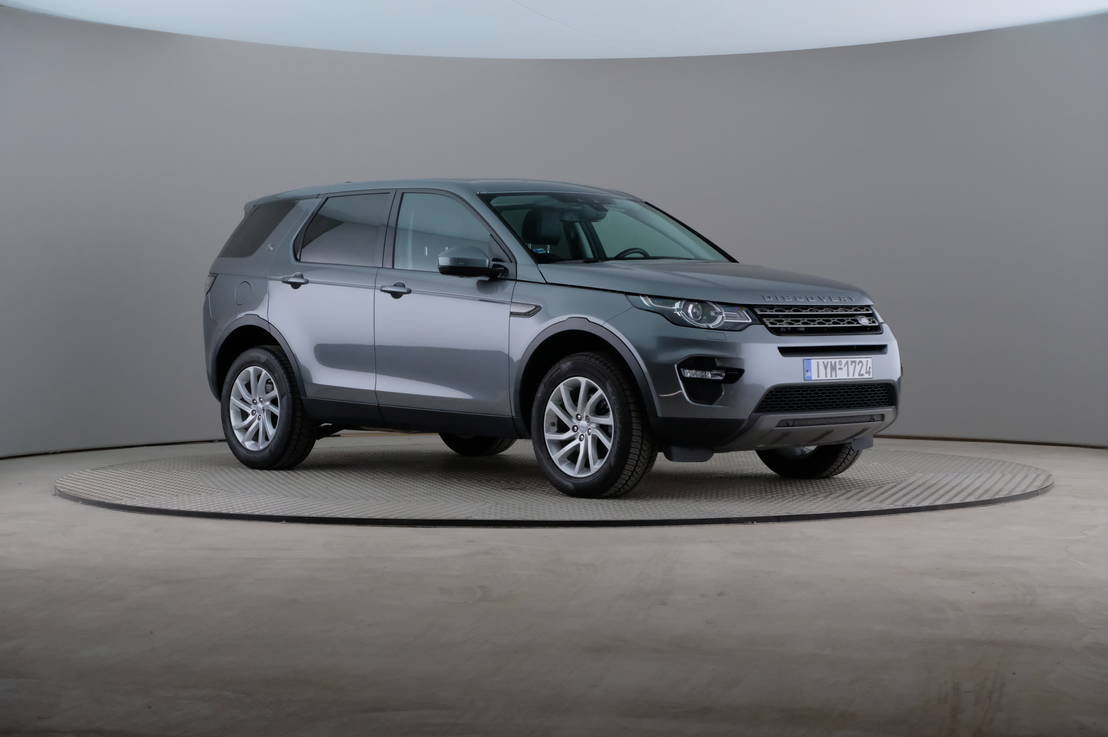 Land Rover Discovery Sport TD4 150HP 4WD HSE Luxury 2.0, 360-image28