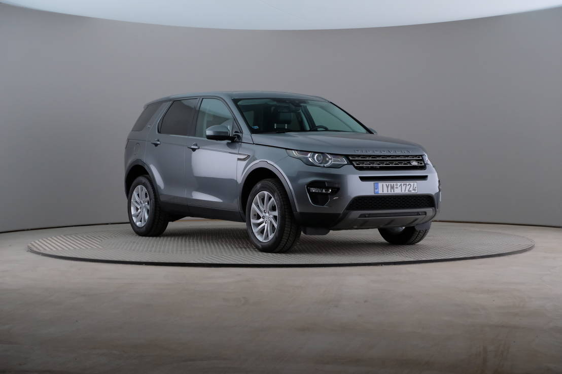 Land Rover Discovery Sport TD4 150HP 4WD HSE Luxury 2.0, 360-image29