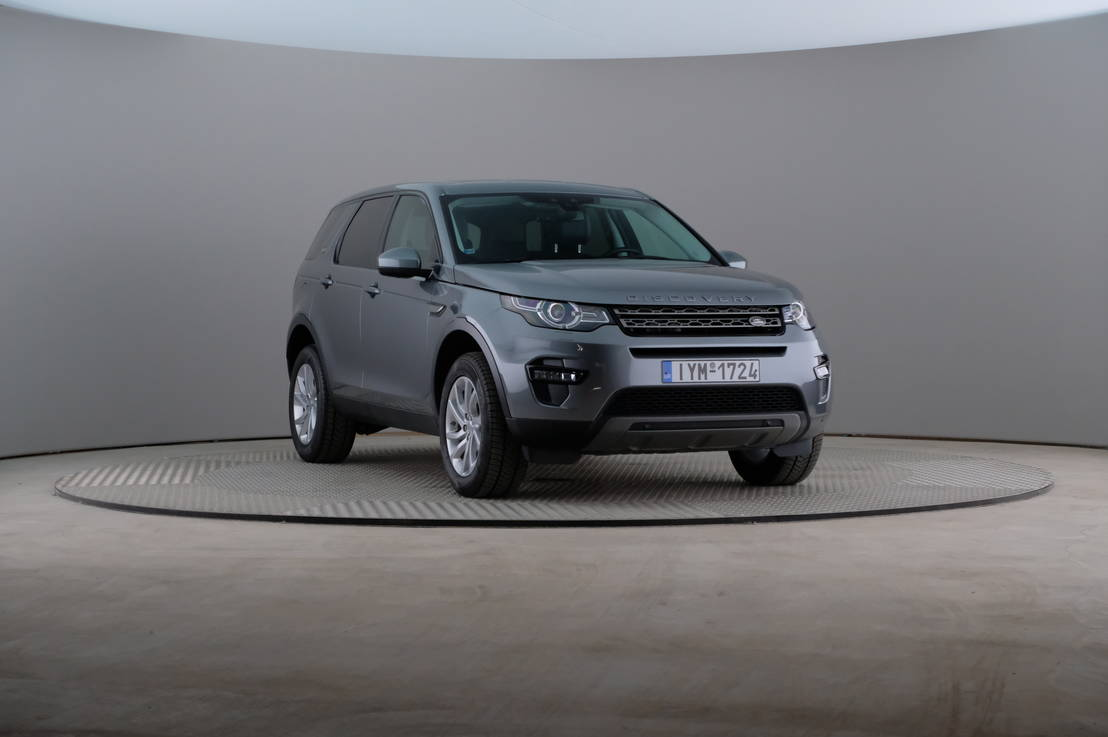 Land Rover Discovery Sport TD4 150HP 4WD HSE Luxury 2.0, 360-image30