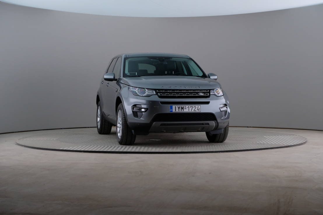 Land Rover Discovery Sport TD4 150HP 4WD HSE Luxury 2.0, 360-image31