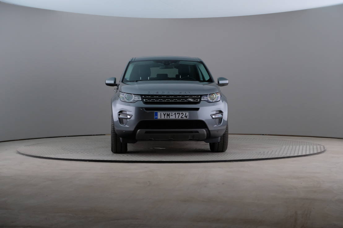 Land Rover Discovery Sport TD4 150HP 4WD HSE Luxury 2.0, 360-image32