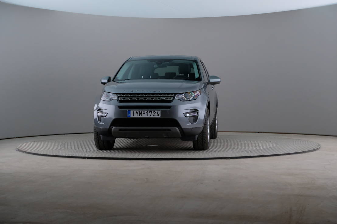 Land Rover Discovery Sport TD4 150HP 4WD HSE Luxury 2.0, 360-image33
