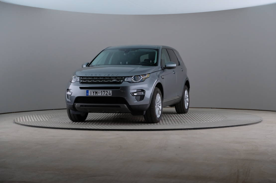 Land Rover Discovery Sport TD4 150HP 4WD HSE Luxury 2.0, 360-image34