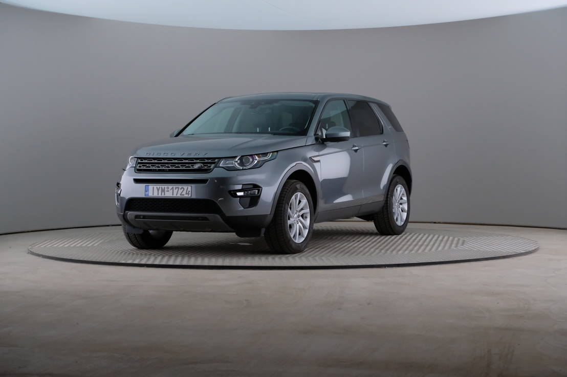 Land Rover Discovery Sport TD4 150HP 4WD HSE Luxury 2.0, 360-image35