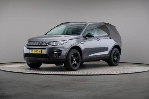 Land Rover Discovery Sport eD4 2WD E-CAPABILITY Urban Series Pure 5d