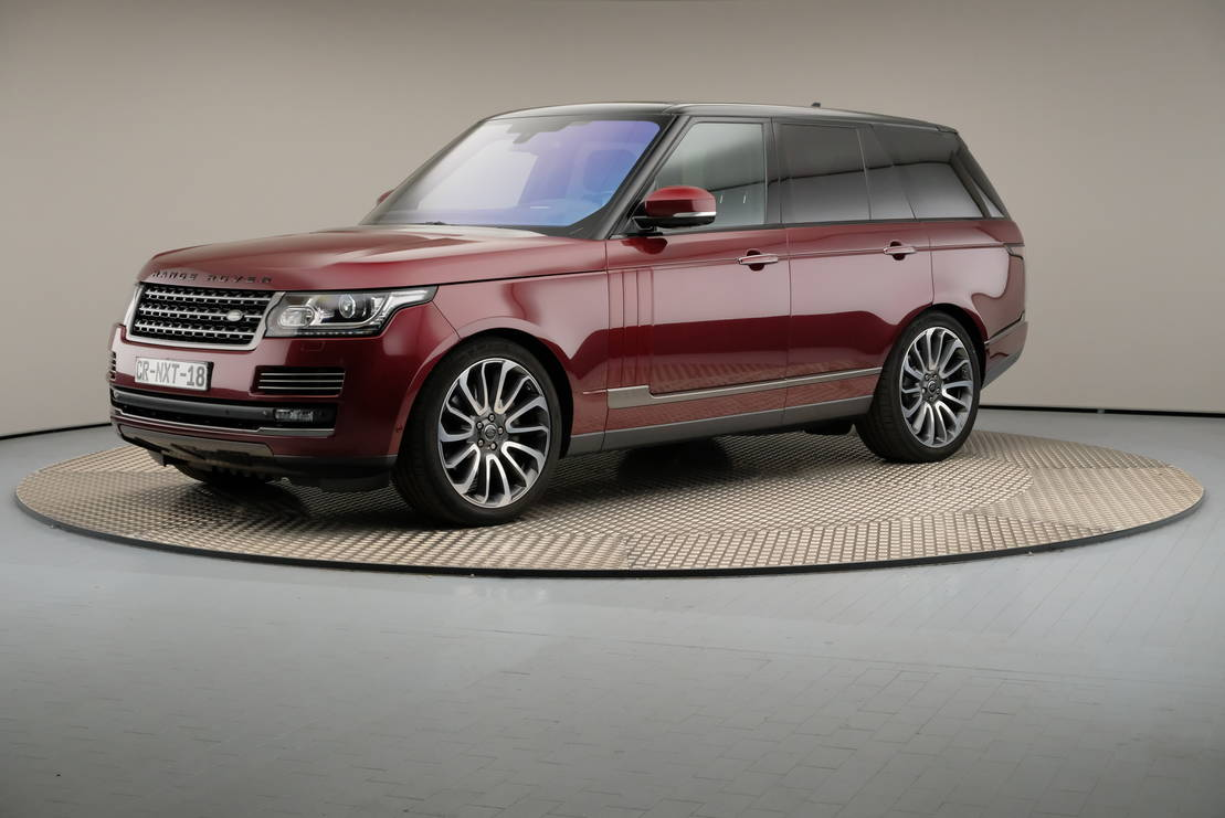 Land Rover Range Rover V8 Supercharged, Autobiography (587147), 360-image0