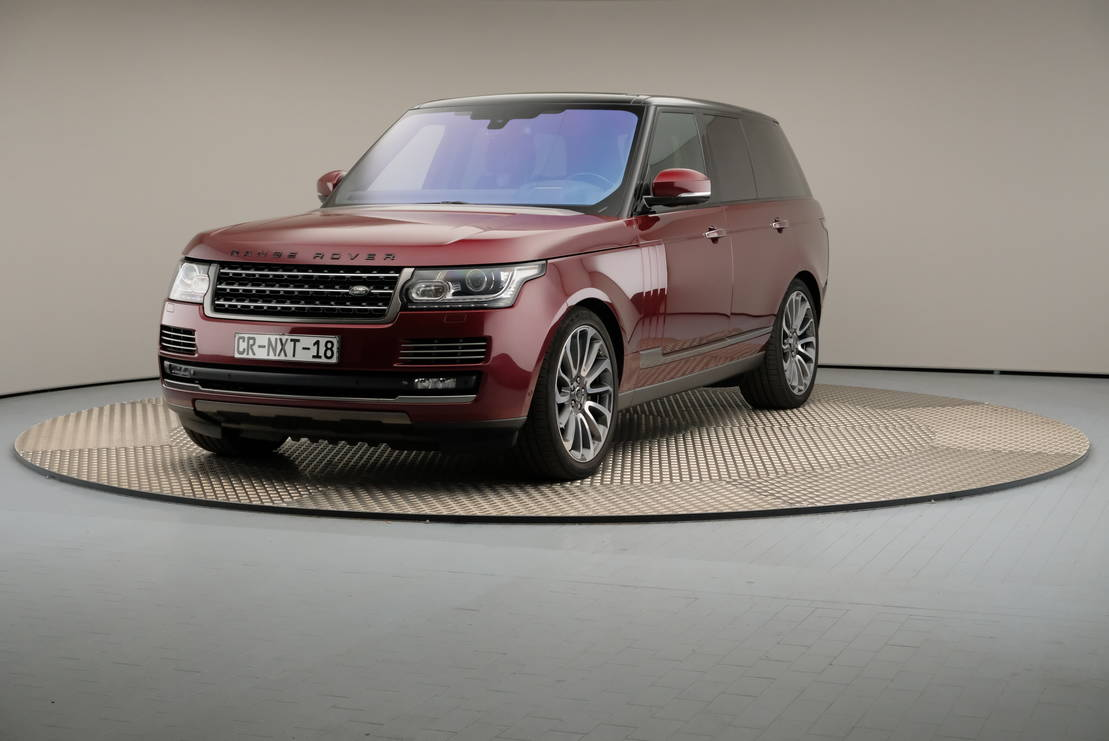 Land Rover Range Rover V8 Supercharged, Autobiography (587147), 360-image34