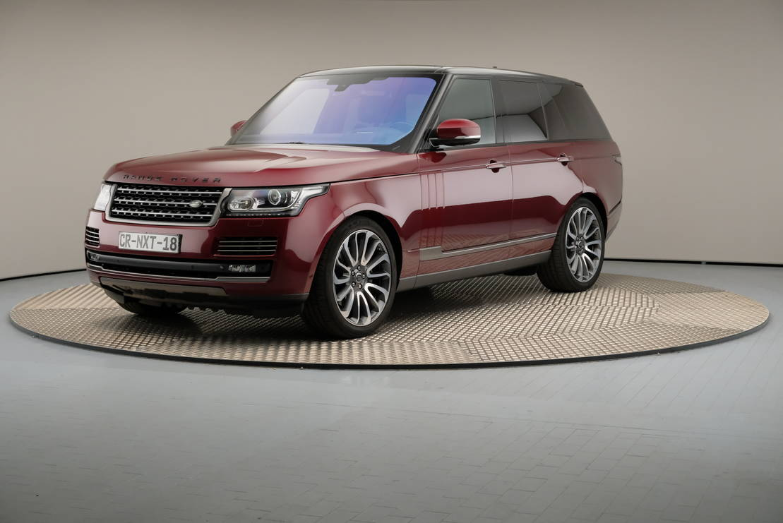 Land Rover Range Rover V8 Supercharged, Autobiography (587147), 360-image35