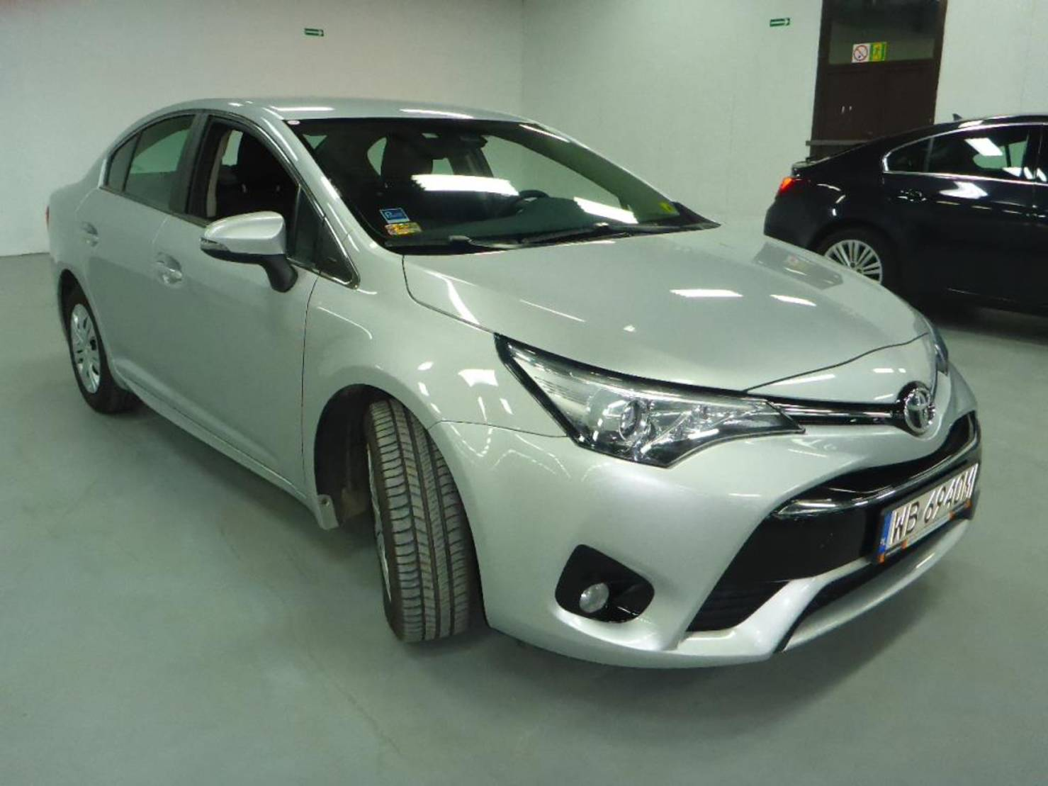 Toyota Avensis 1.8 147km Valvematic Active detail2