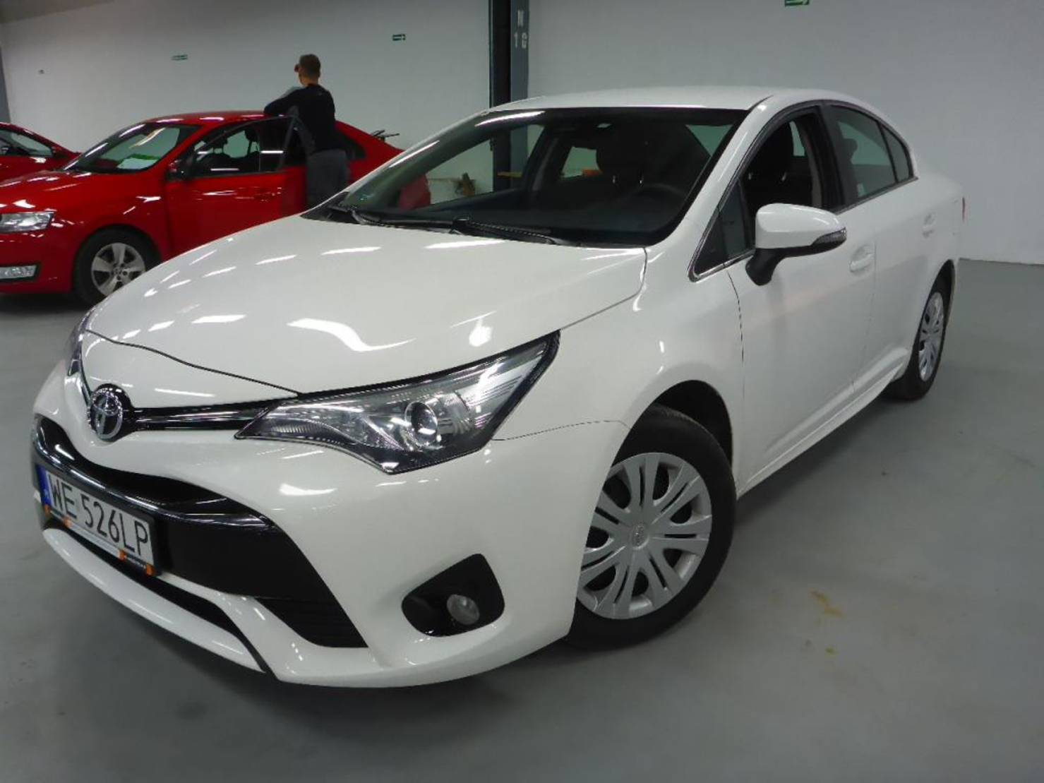 Toyota Avensis 1.8 Valvematic Active detail1