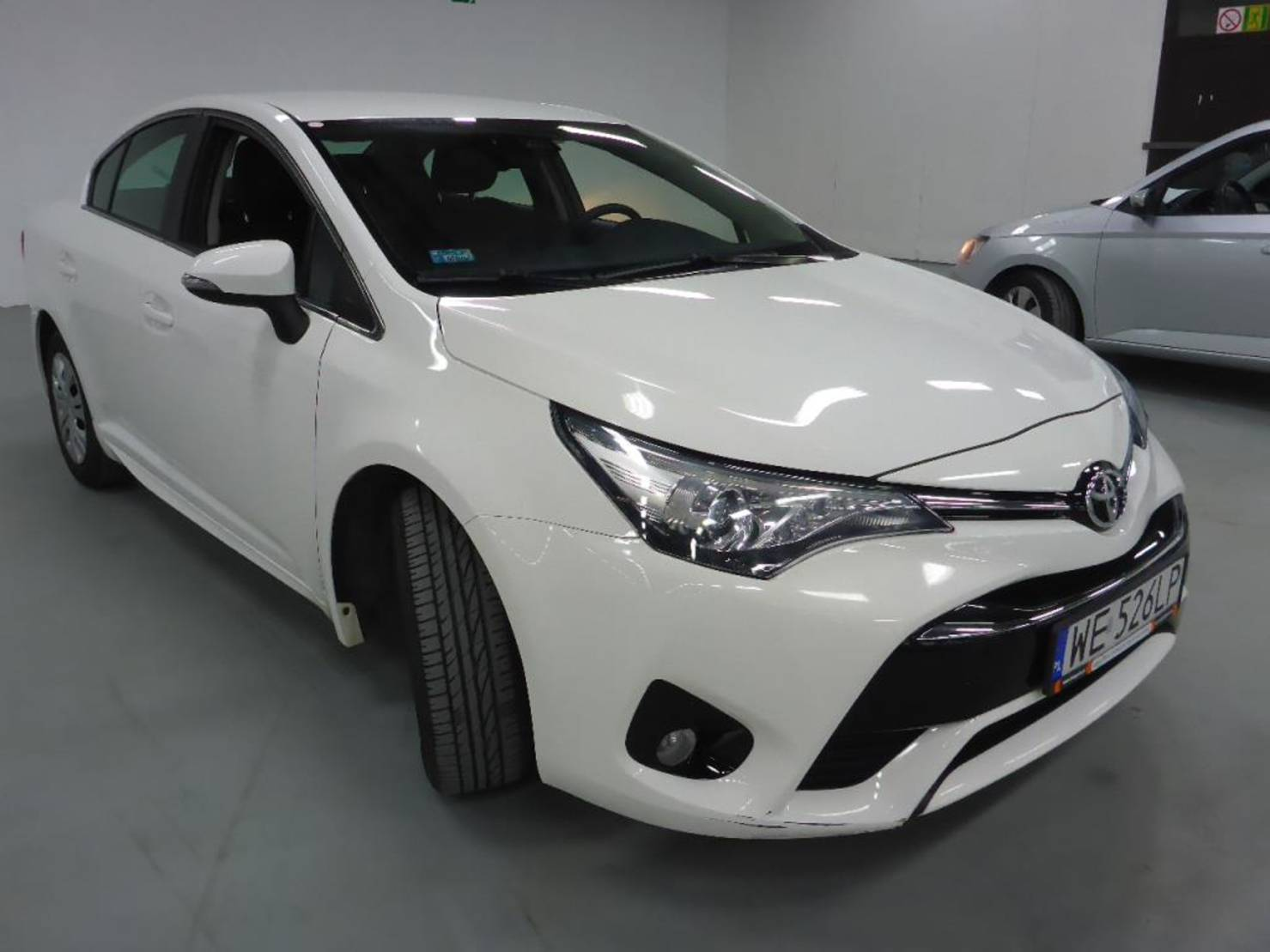 Toyota Avensis 1.8 Valvematic Active detail2