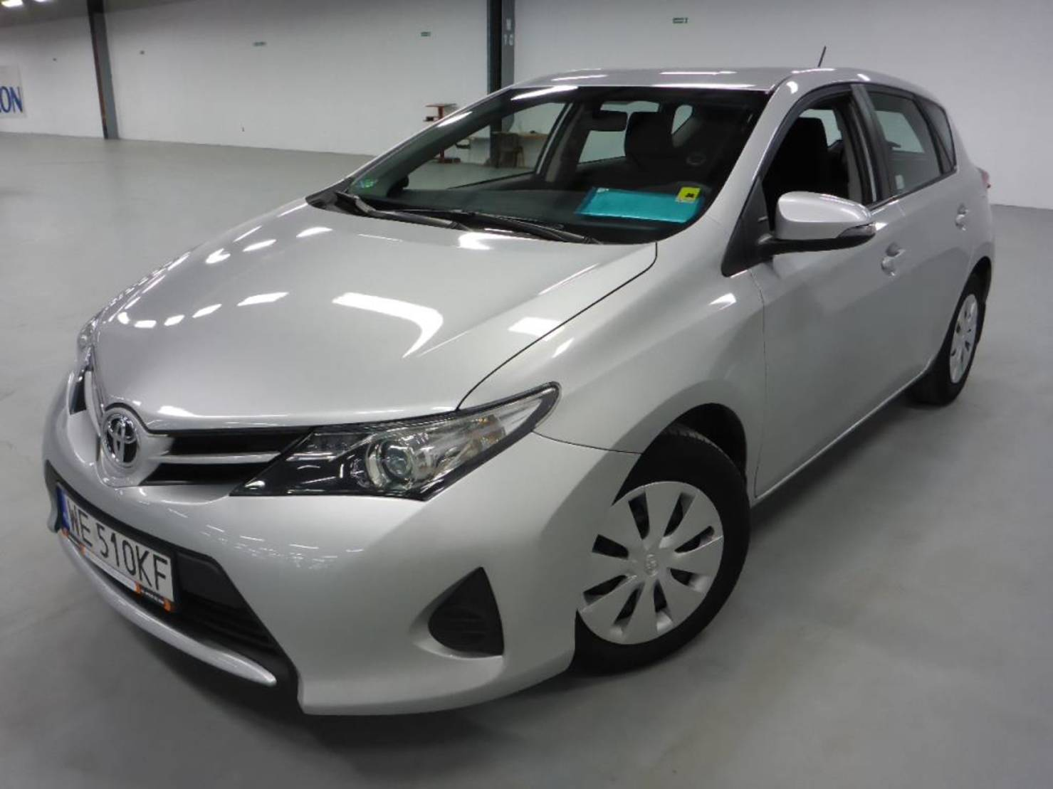 Toyota Auris 1.4 D-4d 90km Active Salon PL detail1