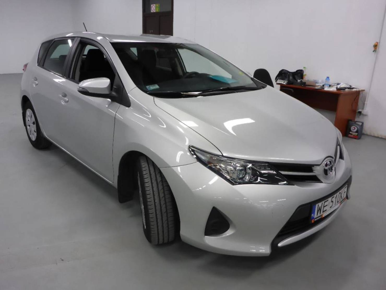 Toyota Auris 1.4 D-4d 90km Active Salon PL detail2