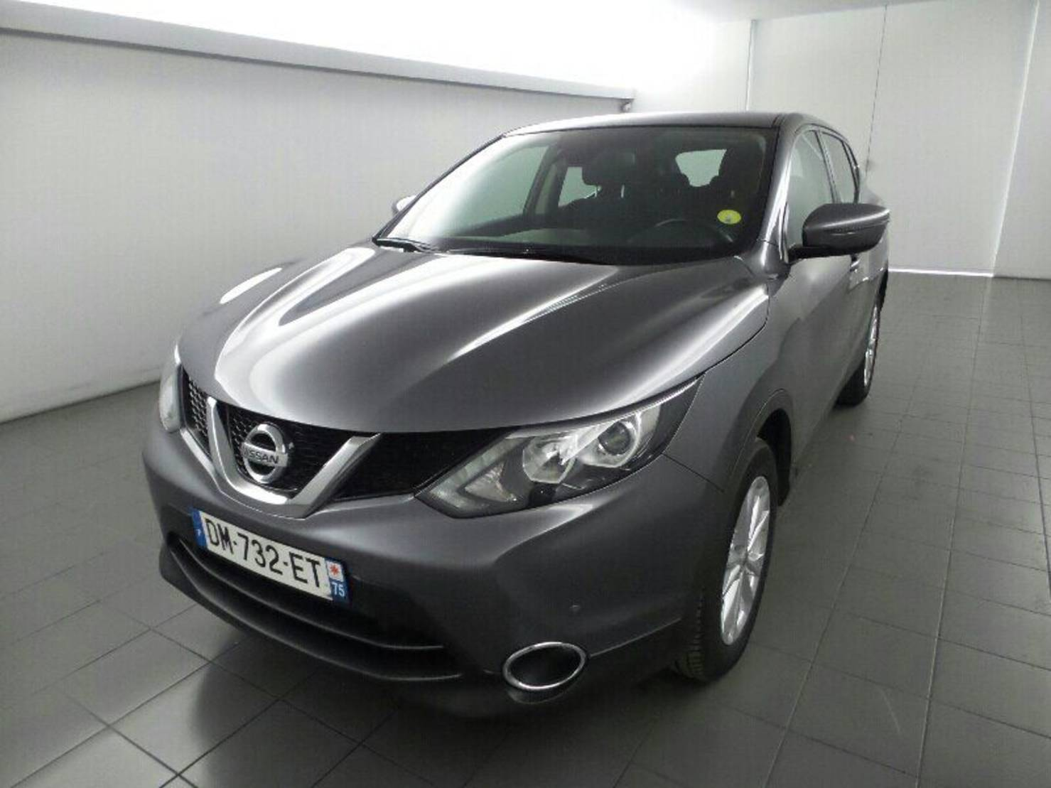 Nissan QASHQAI 1.6 DCI 4X2 BUSINESS detail1