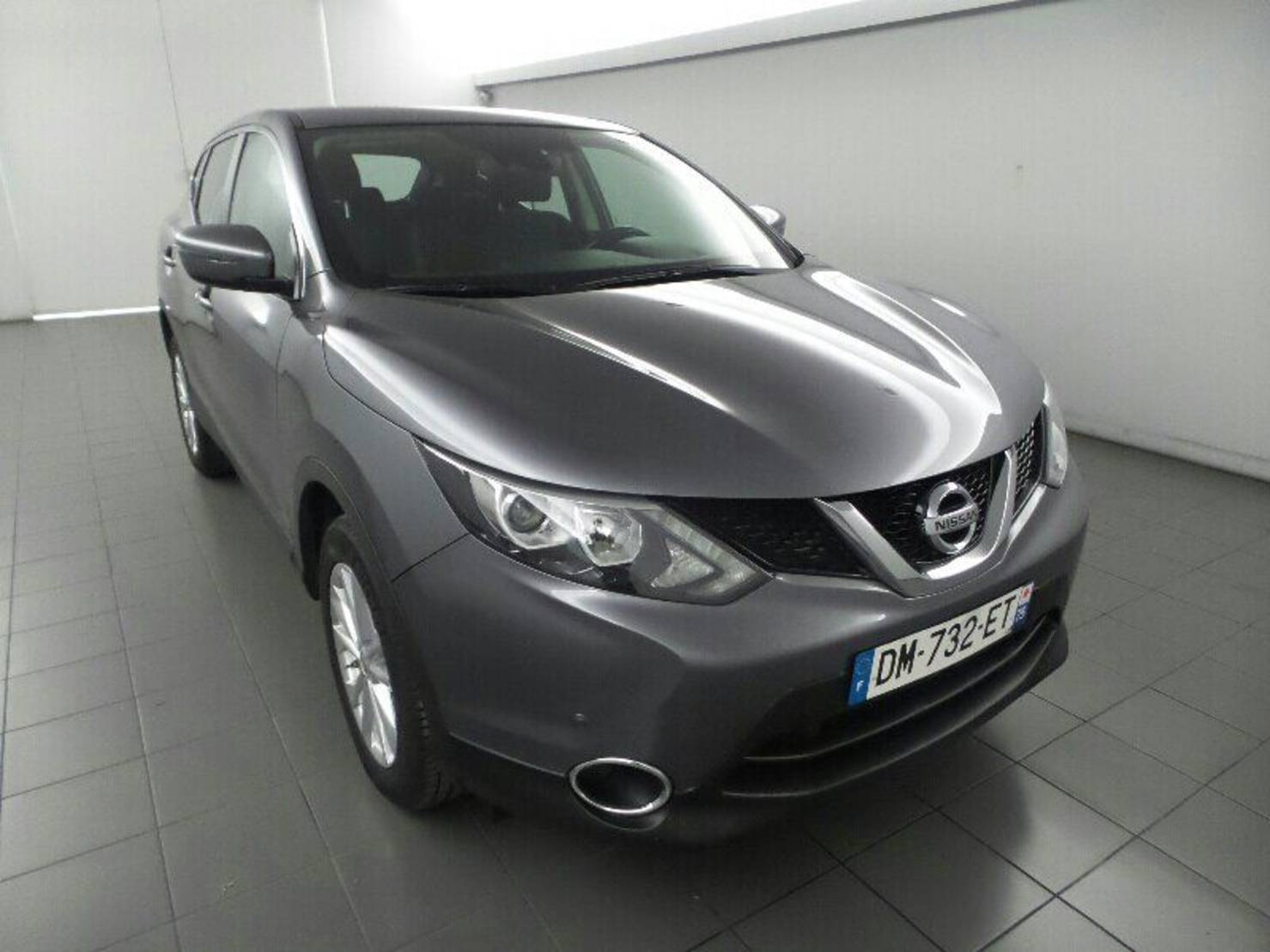 Nissan QASHQAI 1.6 DCI 4X2 BUSINESS detail2