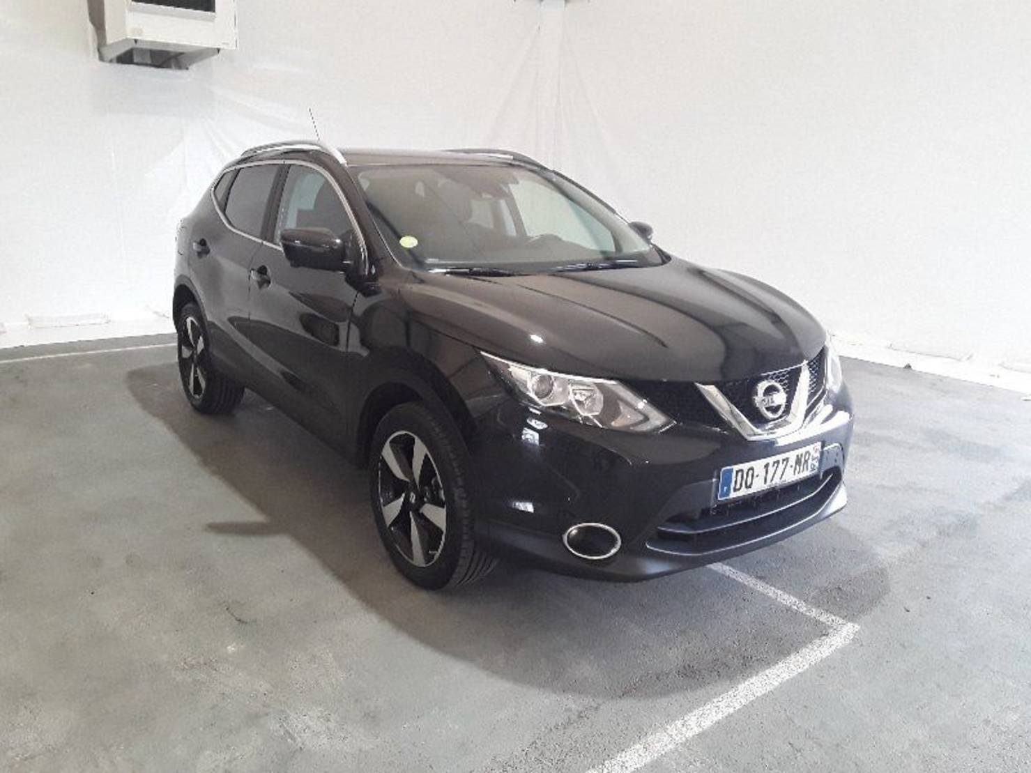 Nissan QASHQAI 1.6 DCI CONNECT EDITION detail1