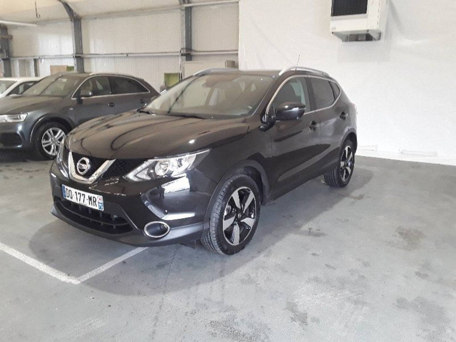 Nissan QASHQAI 1.6 DCI CONNECT EDITION detail2