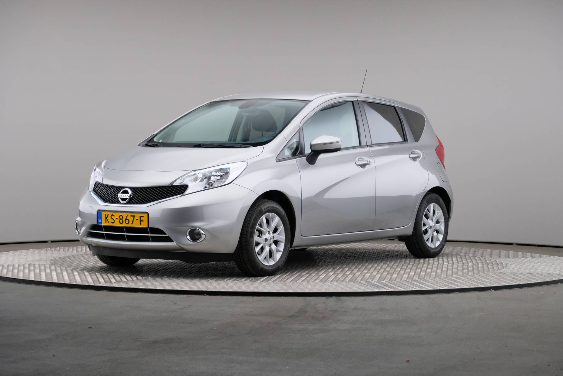Nissan Note 1.2 Connect Edition, Navigatie, 360-image0