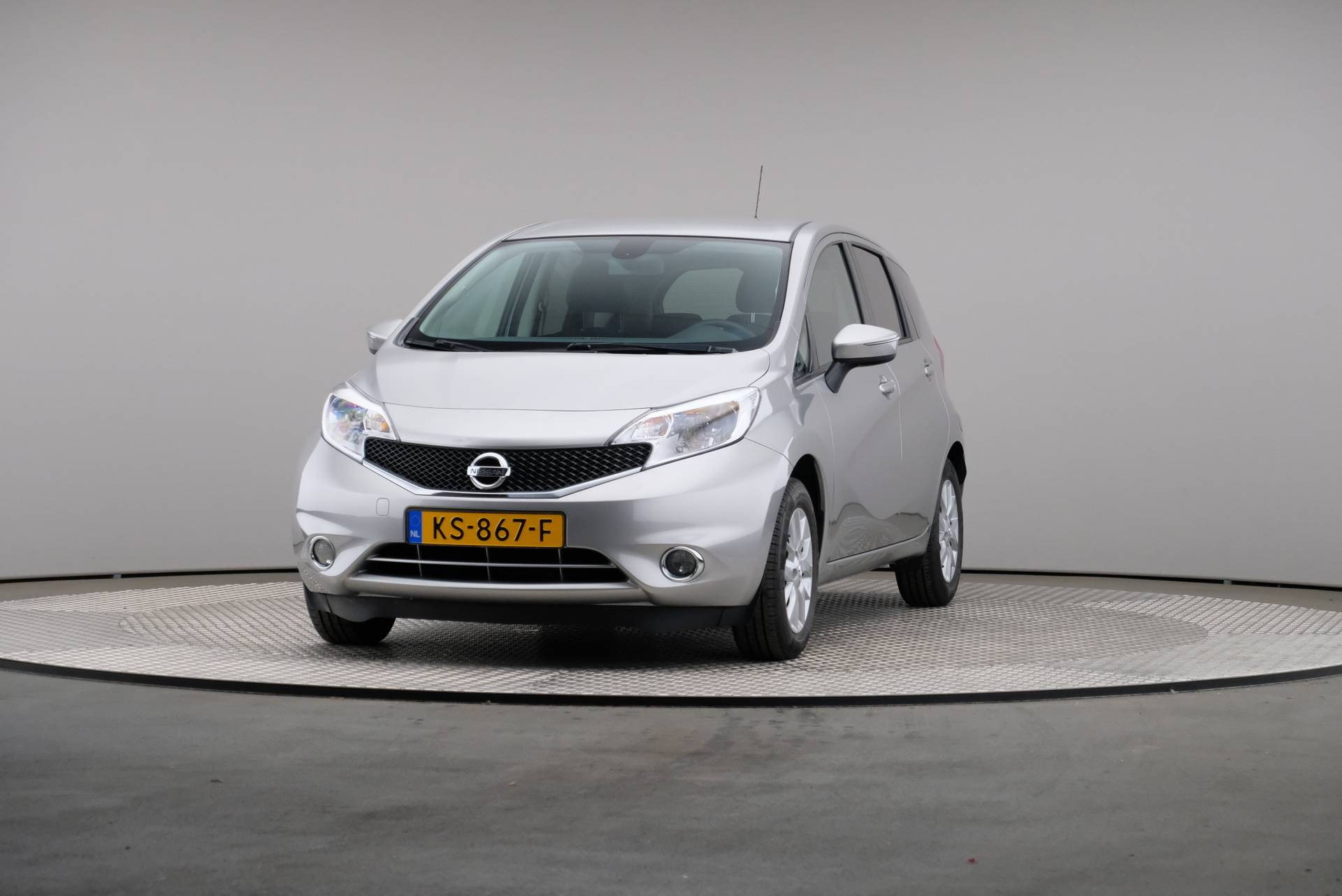 Nissan Note 1.2 Connect Edition, Navigatie, 360-image34