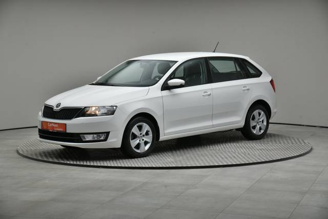Škoda Rapid Spaceback 1.6 TDI (Green tec), Ambition-360 image-0