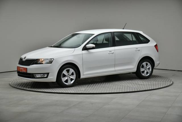 Škoda Rapid Spaceback 1.6 TDI (Green tec), Ambition-360 image-1