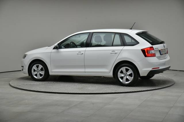 Škoda Rapid Spaceback 1.6 TDI (Green tec), Ambition-360 image-7