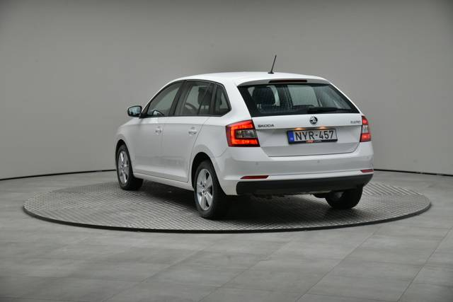 Škoda Rapid Spaceback 1.6 TDI (Green tec), Ambition-360 image-11