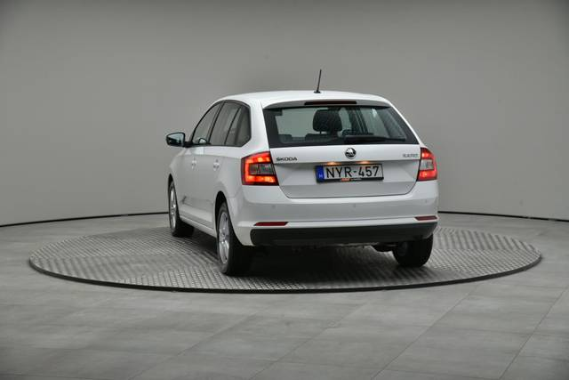 Škoda Rapid Spaceback 1.6 TDI (Green tec), Ambition-360 image-12
