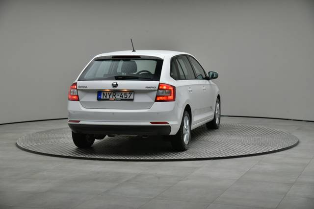 Škoda Rapid Spaceback 1.6 TDI (Green tec), Ambition-360 image-15