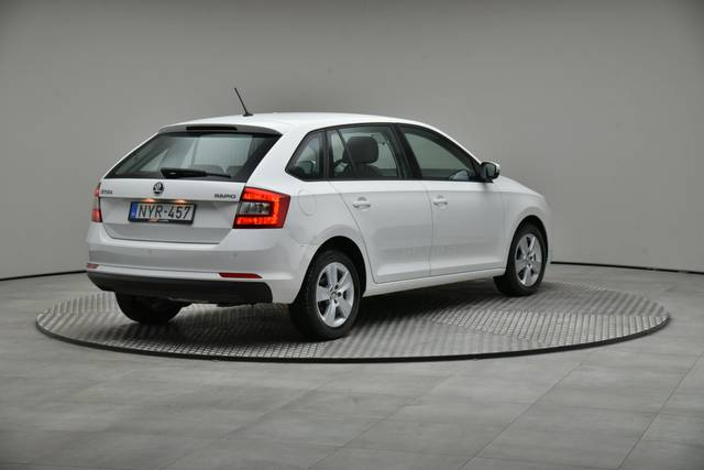 Škoda Rapid Spaceback 1.6 TDI (Green tec), Ambition-360 image-17