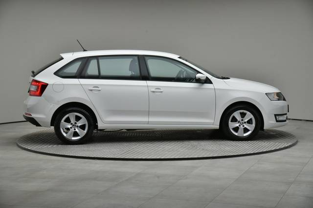 Škoda Rapid Spaceback 1.6 TDI (Green tec), Ambition-360 image-22