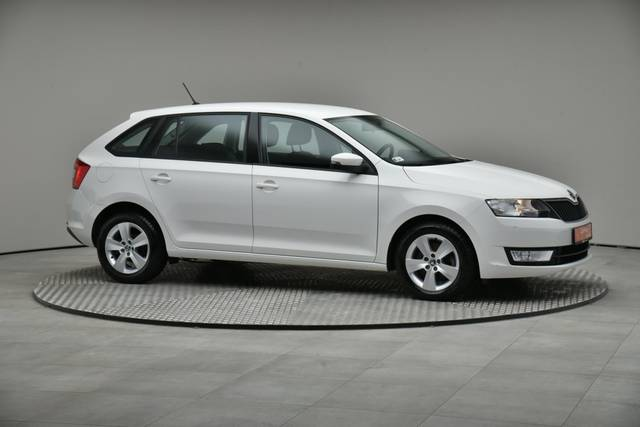 Škoda Rapid Spaceback 1.6 TDI (Green tec), Ambition-360 image-25