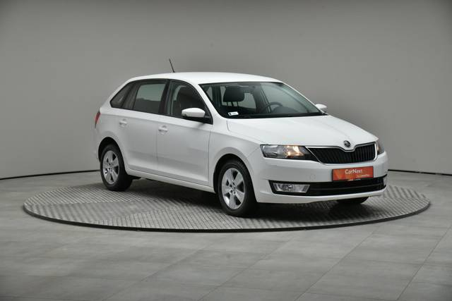 Škoda Rapid Spaceback 1.6 TDI (Green tec), Ambition-360 image-28