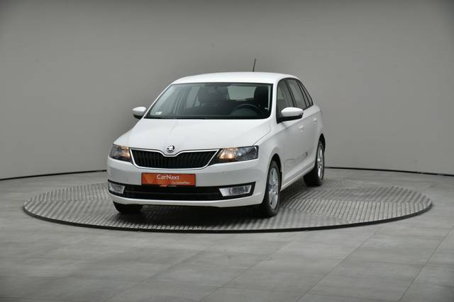 Škoda Rapid Spaceback 1.6 TDI (Green tec), Ambition-360 image-33