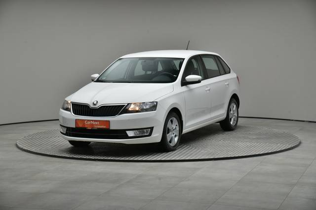 Škoda Rapid Spaceback 1.6 TDI (Green tec), Ambition-360 image-34