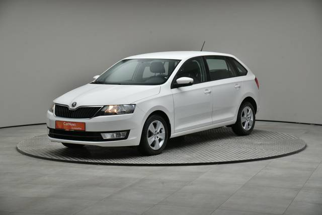 Škoda Rapid Spaceback 1.6 TDI (Green tec), Ambition-360 image-35