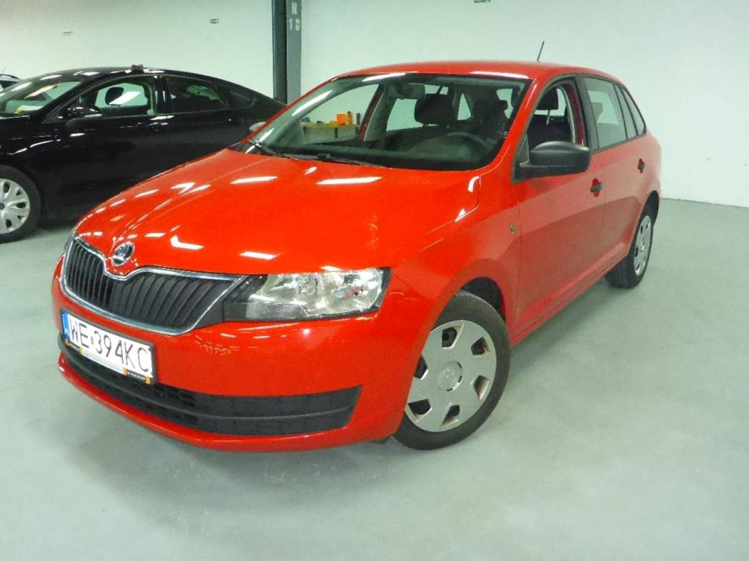 Škoda Rapid 1.2TSI Salon PL Klima detail1