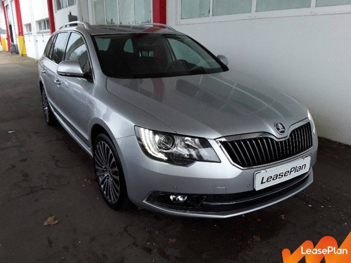 Škoda Superb 2.0 TDI 140 GreenTec, Laurin & Klement DSG detail1