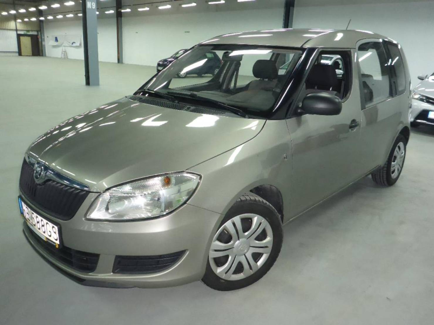 Škoda Roomster 1.6 TDI DPF, Active PLUS EDITION detail1