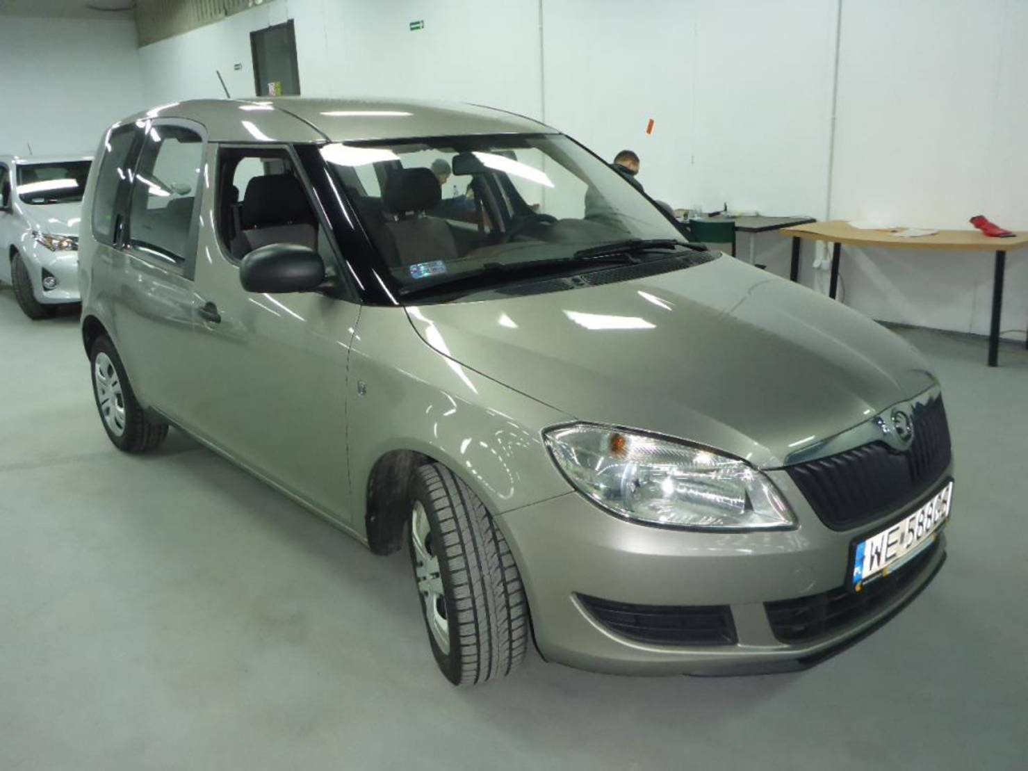 Škoda Roomster 1.6 TDI DPF, Active PLUS EDITION detail2