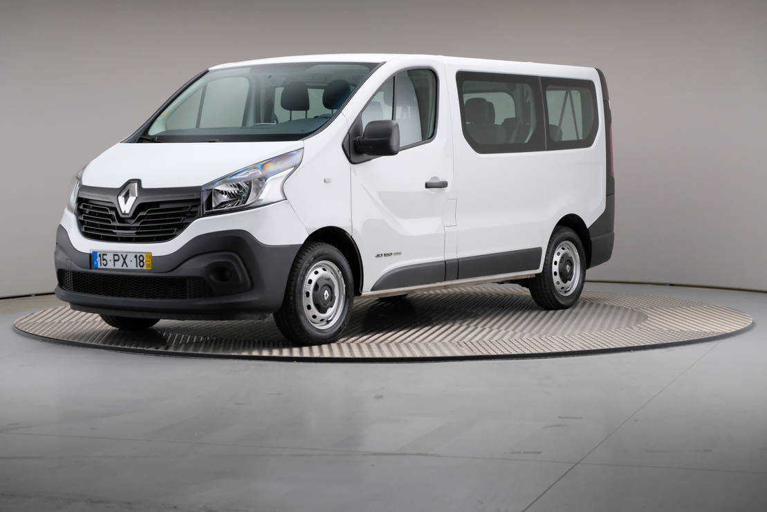 Renault Trafic Trafic (ENERGY) dCi 95 Start & Stop Combi, Authentique, 360-image0
