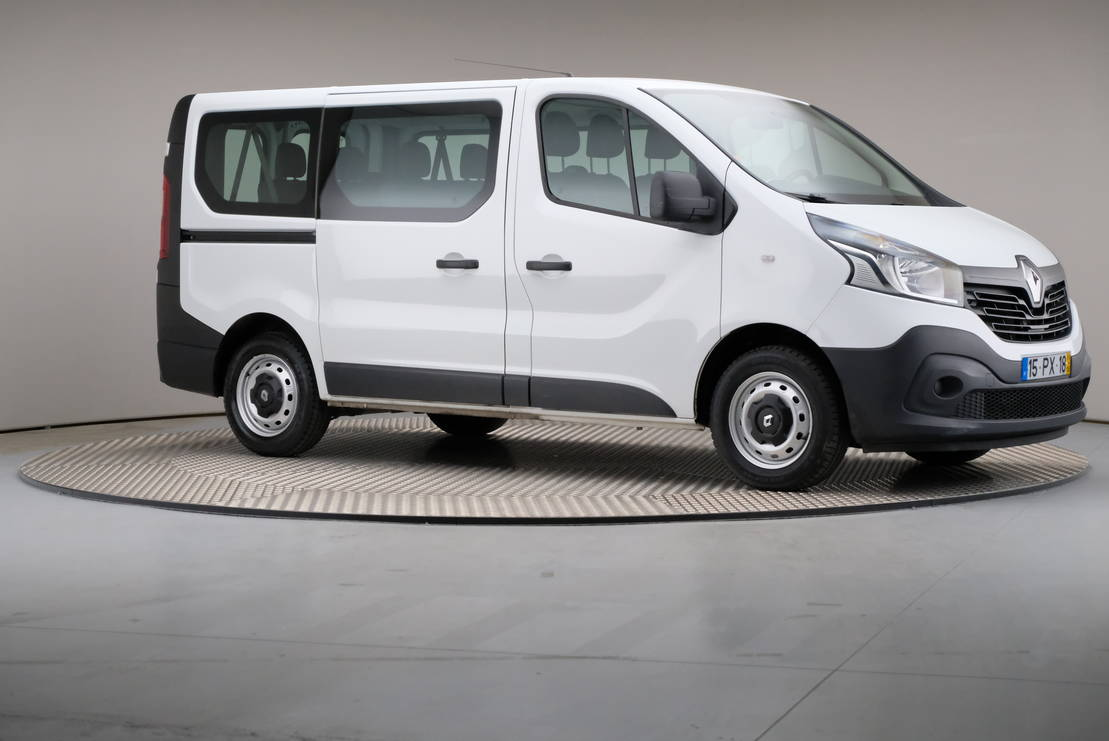 Renault Trafic Trafic (ENERGY) dCi 95 Start & Stop Combi, Authentique, 360-image27