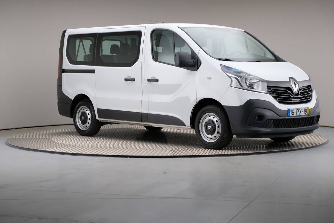 Renault Trafic Trafic (ENERGY) dCi 95 Start & Stop Combi, Authentique, 360-image28