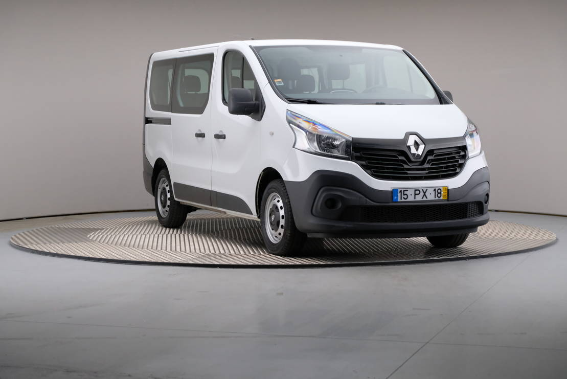 Renault Trafic Trafic (ENERGY) dCi 95 Start & Stop Combi, Authentique, 360-image30