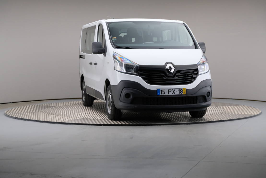 Renault Trafic Trafic (ENERGY) dCi 95 Start & Stop Combi, Authentique, 360-image31