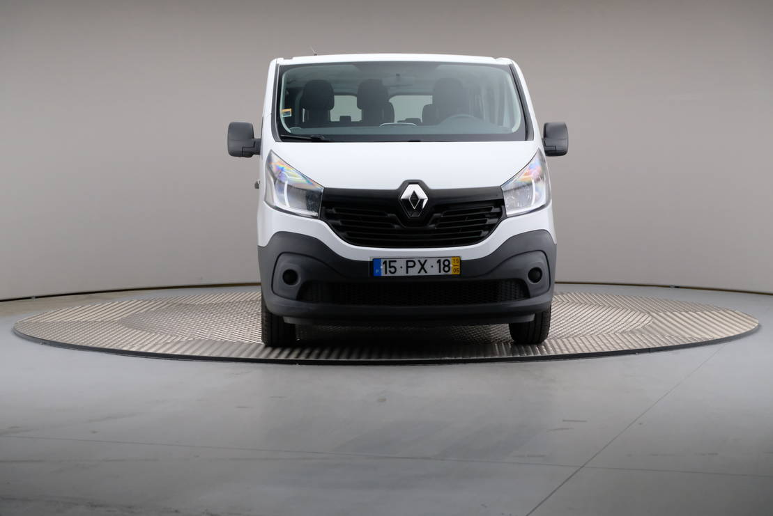 Renault Trafic Trafic (ENERGY) dCi 95 Start & Stop Combi, Authentique, 360-image32